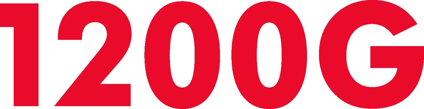 1200G brand Logo