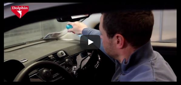 Dolphin auto care-Product video